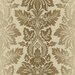 Pompei Syracuse Leafy Damask Wallpaper