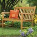 <strong>Classic Wood Garden Bench</strong> by Oxford Garden