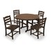 POLYWOOD® La Casa Café 5 Piece Dining Set