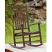 <strong>Jefferson Rocking Chair</strong> by POLYWOOD®