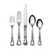Gorham Sterling Silver Groham Chantilly 5 Piece Dinner Flatware Set