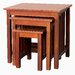 <strong>DonnieAnn Company</strong> Hollydale 3 Piece Nesting Tables