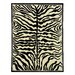 <strong>DonnieAnn Company</strong> African Adventure Zebra Skin Rug