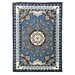 <strong>DonnieAnn Company</strong> Kingdom Light Blue Traditional Rug