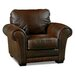 <strong>Mark Leather Chair</strong> by Luke Leather