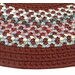 <strong>Pioneer Valley II Indian Summer with Burgundy Solids Runner Outdoor...</strong> by Thorndike Mills