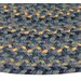 Thorndike Mills Pioneer Valley II Williamsbury Blue Multi Runner Outdoor Rug