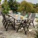 <strong>Alfresco Home</strong> Serenity 11 Piece Extension Dining Set