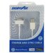 <strong>IPhone and IPod Charge and Sync Cable</strong> by MizcoInternational