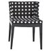 <strong>Kartell</strong> Mademoiselle Fabric Side Chair