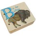 B is for Buffalo Mini Decorative Storage Box
