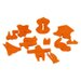 Nordicware Kitchenware Halloween 3-D Cookie Cutter Set