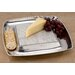 <strong>St. Croix</strong> Kindwer Square Aluminum Cheese Square Serving Tray and Cracker Holder