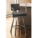 "<strong>Amisco</strong> Urban Style 26"" Akers Swivel Bar Stool"