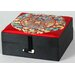 Oriental Furniture Silk Good Jewelry Box