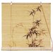 <strong>Bamboo Design Bamboo Roller Blind</strong> by Oriental Furniture