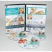 Weber Art HARRIS DVD SET ANIMAL OIL PAINTING - FAWN, BABY JACK RABBITS & SQUIRREL. INCLUDES 3 DVDs.  3 HOUR