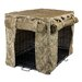 <strong>Snoozer Pet Products</strong> Cabana Pet Crate Cover