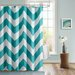<strong>Libra Polyester Shower Curtain</strong> by Mi-Zone