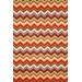 <strong>Ravella Sunshine Zigzag Outdoor Rug</strong> by Liora Manne