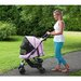 No Zip Happy Trails Standard Pet Stroller