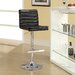 "<strong>Monarch Specialties Inc.</strong> 25.5"" Adjustable Bar Stool (Set of 2)"