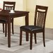 <strong>Side Chair (Set of 2)</strong> by Monarch Specialties Inc.