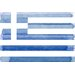 <strong>Parvez Taj</strong> Greek Flag Painting Print on Canvas