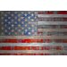 <strong>American Dream Graphic Art Plaque on Aluminum</strong> by Parvez Taj