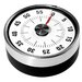 Stainless Steel Magnetic 60 Minute Kitchen Timer