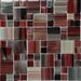 <strong>Contempo Abbott Random Sized Mosaic Tile in Multi</strong> by Epoch Architectural Surfaces