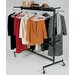 "<strong>70"" 2 Tier Hanging Chair/Coat Truck</strong> by National Public Seating"