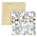 DwellStudio Safari Swaddle Blanket (Set of 2)