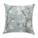 <strong>Leda Peony Aquatint Pillow</strong> by DwellStudio