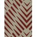 DwellStudio Zebra Geo Fabric - Currant