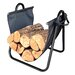 <strong>Firewood Log Holder with Canvas Carrier</strong> by Landmann