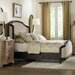 <strong>Corsica Upholstered Shelter Bed</strong> by Hooker Furniture