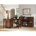 Wendover L-Shape Office Suite by Hooker Furniture