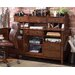 <strong>Danforth Open Credenza with Smart Hutch</strong> by Hooker Furniture