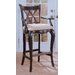 Preston Ridge Double X Back Bar Stool