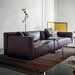 Knoll ® Edward Barber and Jay Osgerby Four Seater Modular Sofa