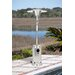 <strong>Stainless Steel Elite Round Patio Heater</strong> by Fire Sense