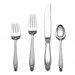 International Silver Sterling Silver Prelude 4 Piece Dinner Flatware Set