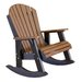 <strong>High Fan Back Rocker</strong> by Little Cottage Company