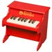 <strong>My First Piano in Red</strong> by Schoenhut