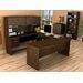 Bestar Harmony U-Shape Desk Office Suite