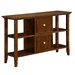 Simpli Home Acadian Console Table