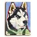 Artehouse LLC Siberian Huskie Wood Sign
