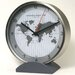 "<strong>6"" Convertible Global Wall Clock</strong> by Bai Design"