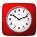 <strong>Square Retro Wall Clock</strong> by Bai Design